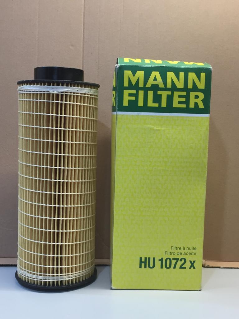 фильтр масляный mann-filter hu1072x