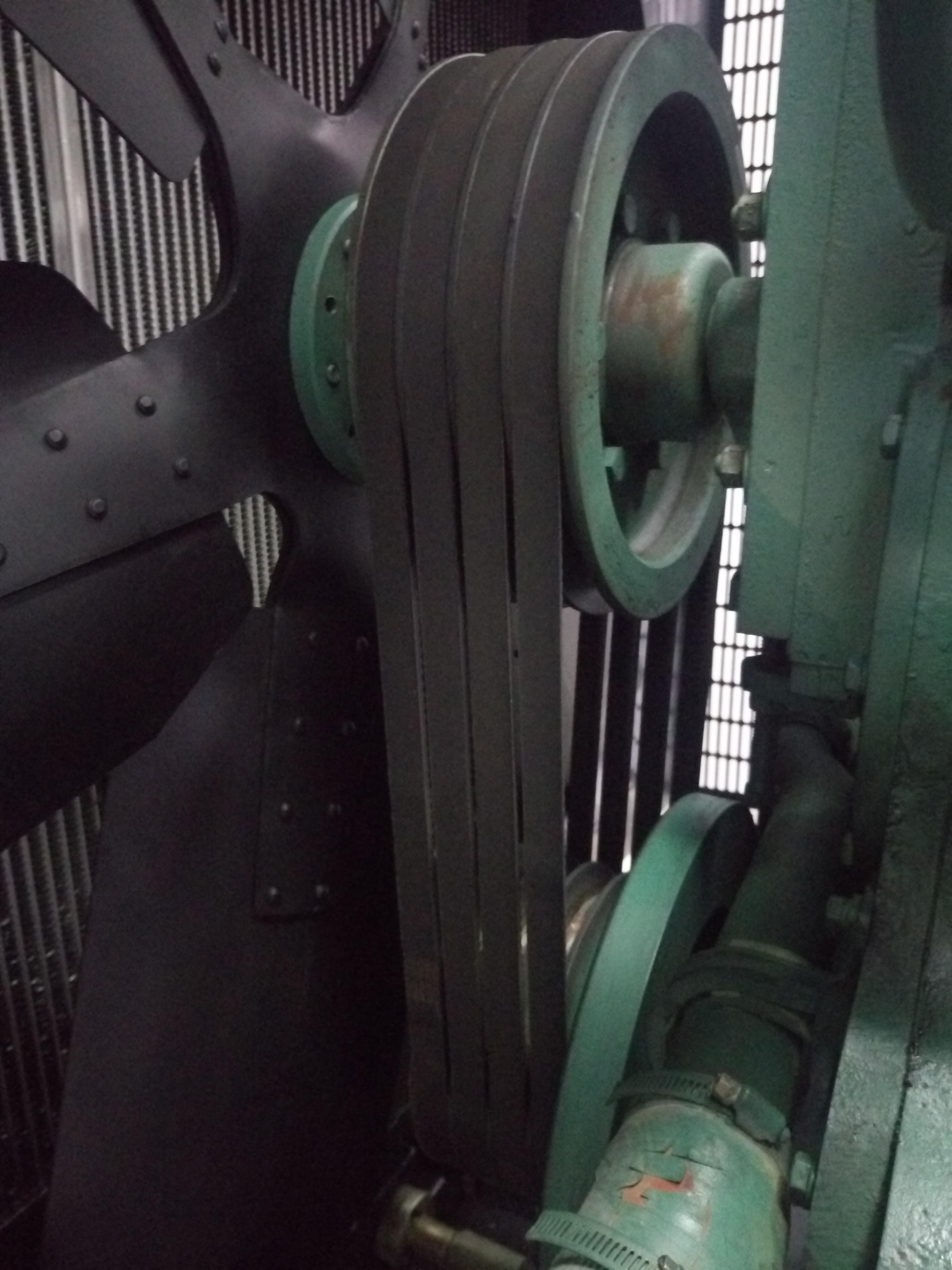 ремень вентилятора mcferdi av22x1600li