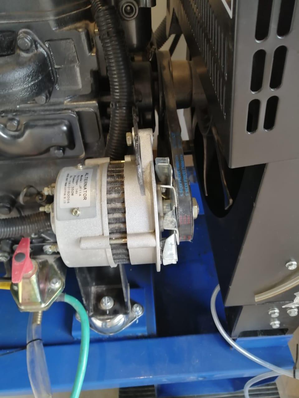 генератор зарядный mcferdi jf11a