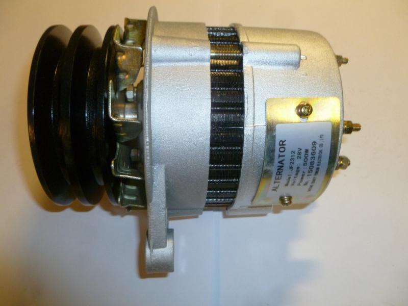 Генератор зарядный Mcferdi Jf2312