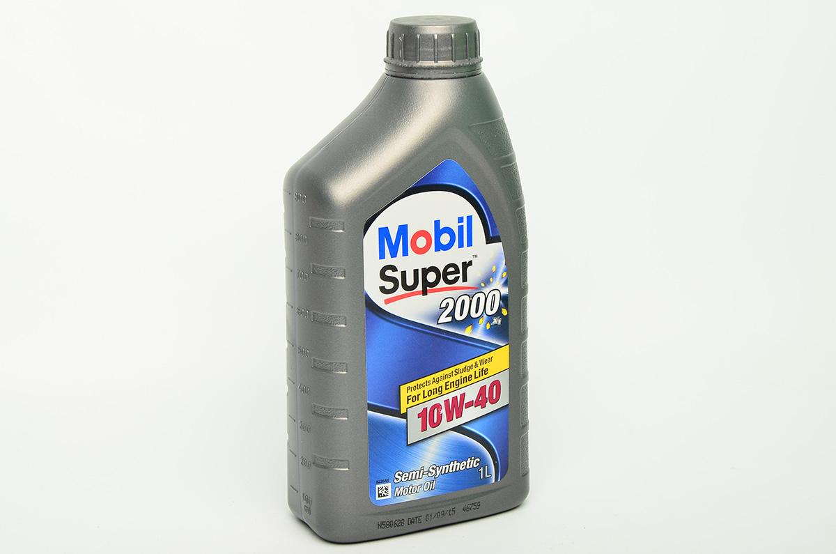 моторное масло mobil 152569