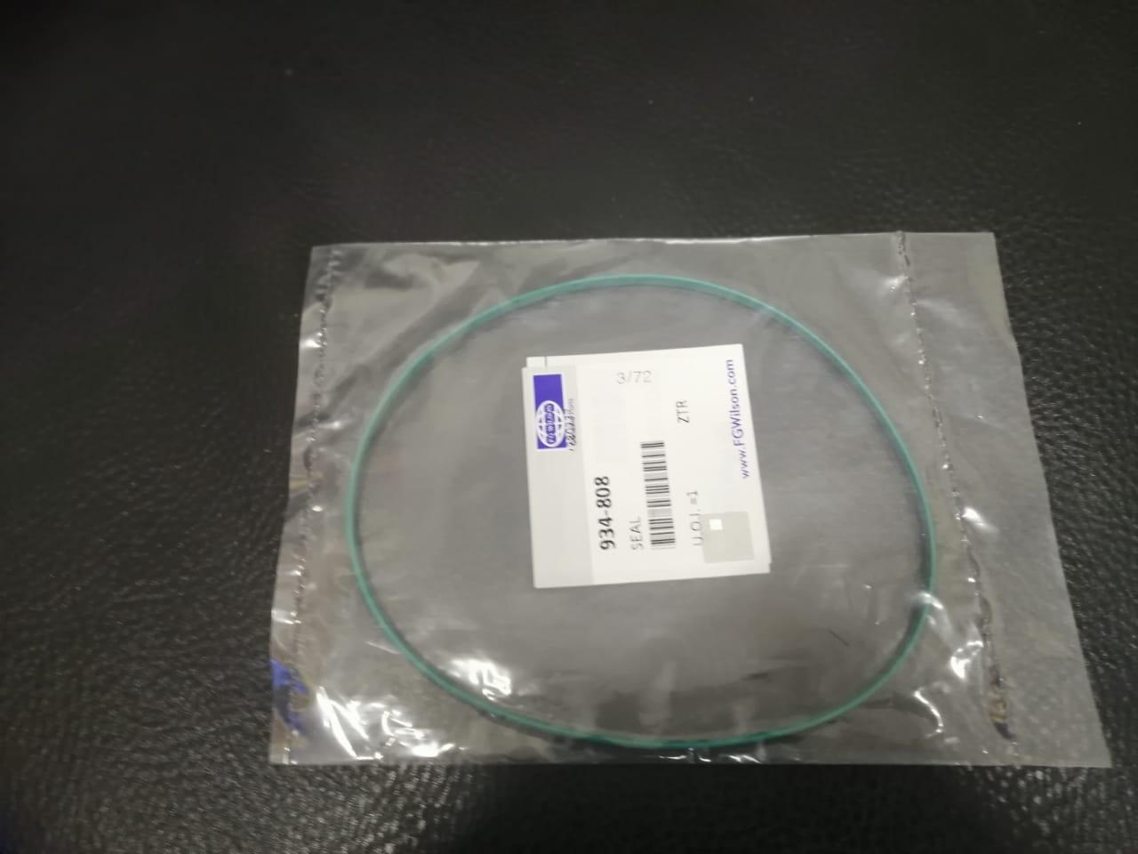 кольцевое уплотнение fg wilson 934-808
