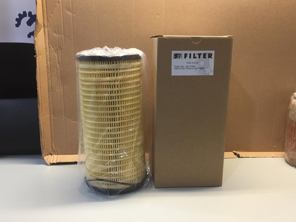 фильтр топливный fg wilson 996-453