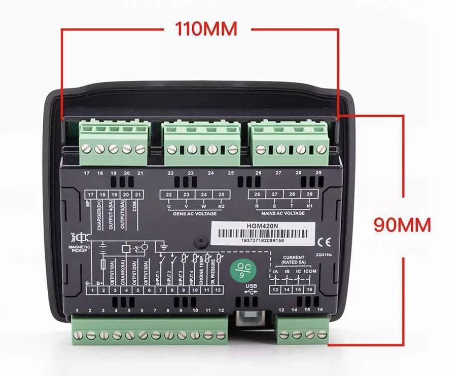 контроллер smartgen hgm420m