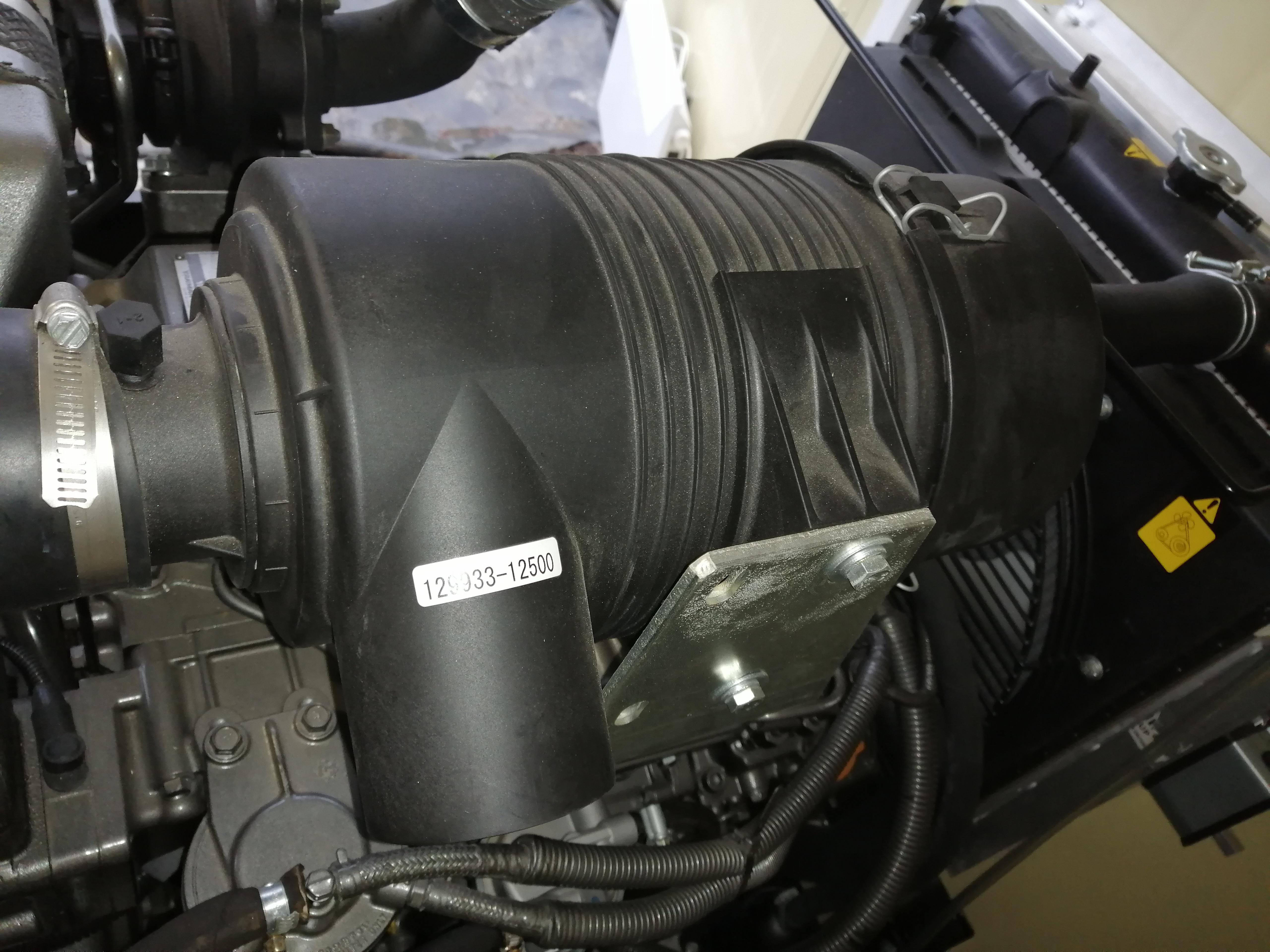 фильтр воздушный yanmar 129933-12500
